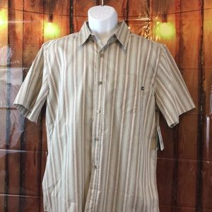 NWT🏷Marmot El Moro Stripe Button Down Shirt